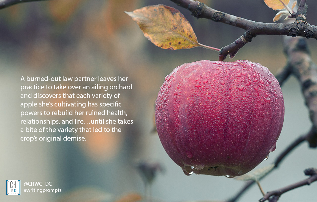 A burned-out law partner leaves her practice to take over an ailing orchard and discovers that each variety of apple she's cultivating has specific powers to rebuild her ruined health, relationships, and life…until she takes a bite of the variety that led to the crop's original demise.
